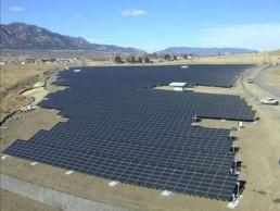 FORT CARSON ARMY BASE Colorado Springs, CO 2 MW Solar PV
