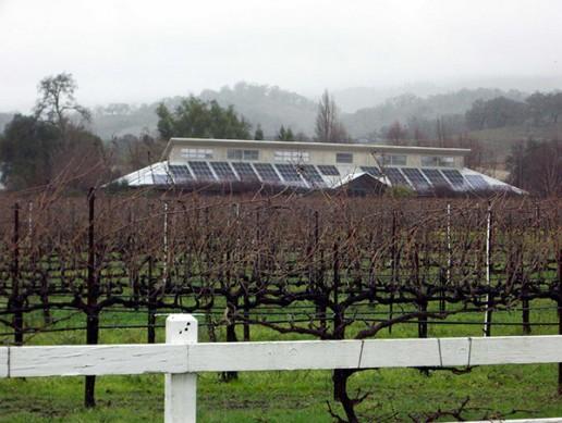 FETZER VINEYARDS Hopland, CA 900 kW Solar PV