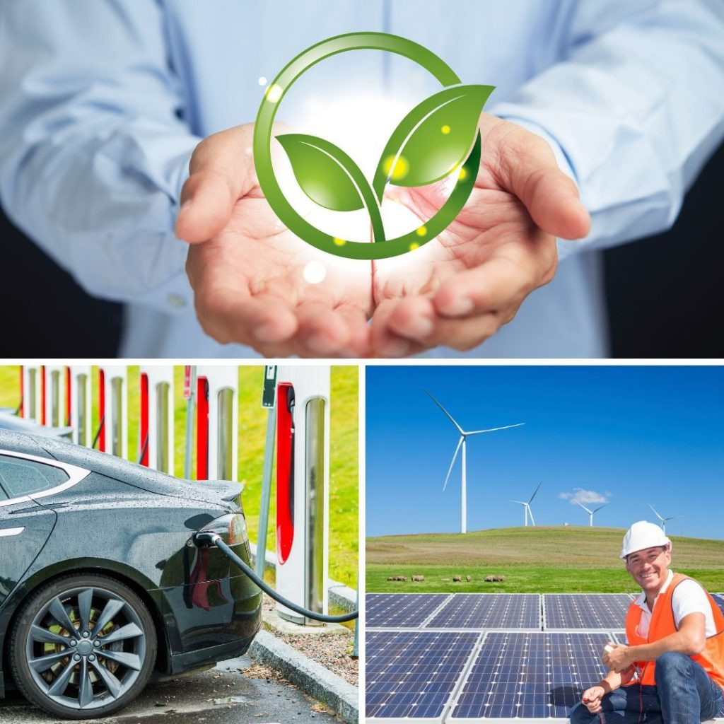 clean energy company for business